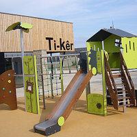 Детские площадки из FunderMax
