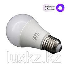 Умная светодиодная лампа STL-А60 RGB+W