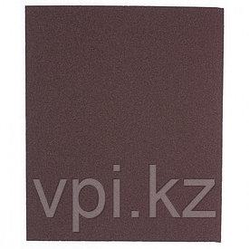 Шлифлист на тканевой основе, водостойкий, 230*280мм,  P100,  Matrix