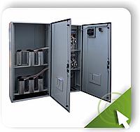 Конденсаторные установки УКМ 0,4-125-25У1 (IP-54) , фото 1
