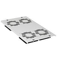 БЛОК ВЕНТИЛЯТОРОВ+термостат БВ-4Т (Для напольных шкафов серии EcoNet)