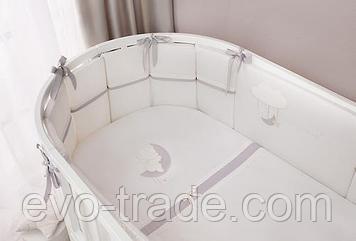 Комплект в кроватку Perina Bonne Nuit Oval 7 предметов 125х65