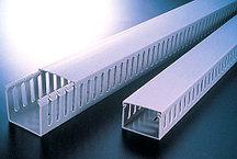 KKC 6060; Перфорированный короб с крышкой; 60х60 (ШхВ). Широкий шаг перфорации