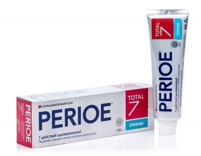 LG Perioe Зубная паста-гель комплексного действия Total 7 Strong / 120 мл.