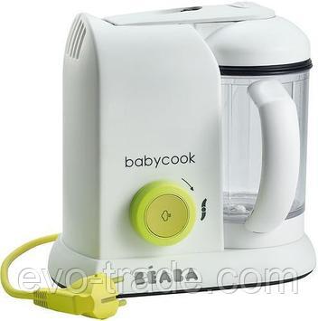 Блендер-пароварка Beaba Babycook Neon EU