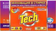 """LG Tech Средство для стирки в форме салфеток """"Нежный цветочный аромат"""" / 36шт."""