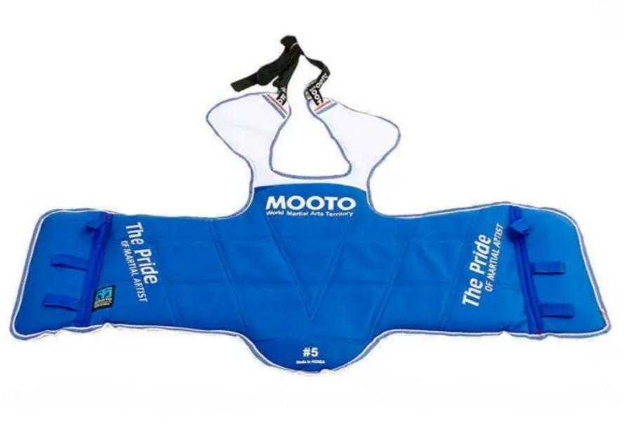 Защита для таэквондо ( ЖИЛЕТ ) MOOTO