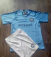 Футбольная форма (Manchester city)-оригинал18/19