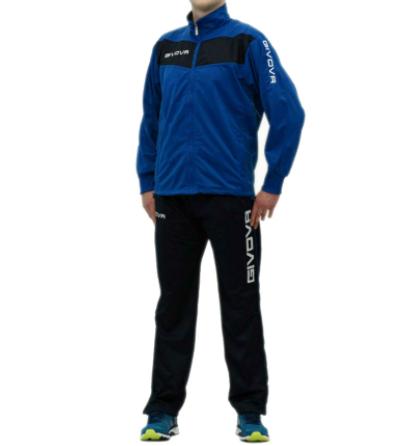 Спортивный костюм GIVOVA TR019 0204 TUTA VELA