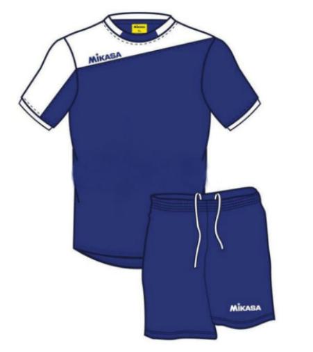 Волейбольная форма MIKASA MT351 0018 KATURY