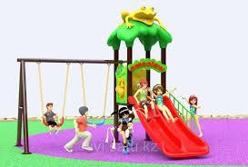 Детская игровая площадка IS5