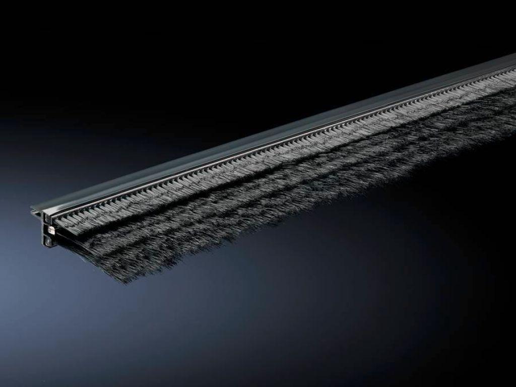 Щеточная вводная система для кабеля