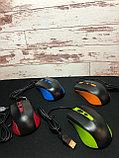 Проводная мышь G-211 Red, фото 3