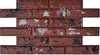 Фасадные панели для отедлки частного дома «Древний кирпич», фото 1