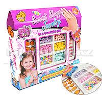 Набор для творчества Бусинки и сладости Sweet Shoppe Jewelry (JX20309)