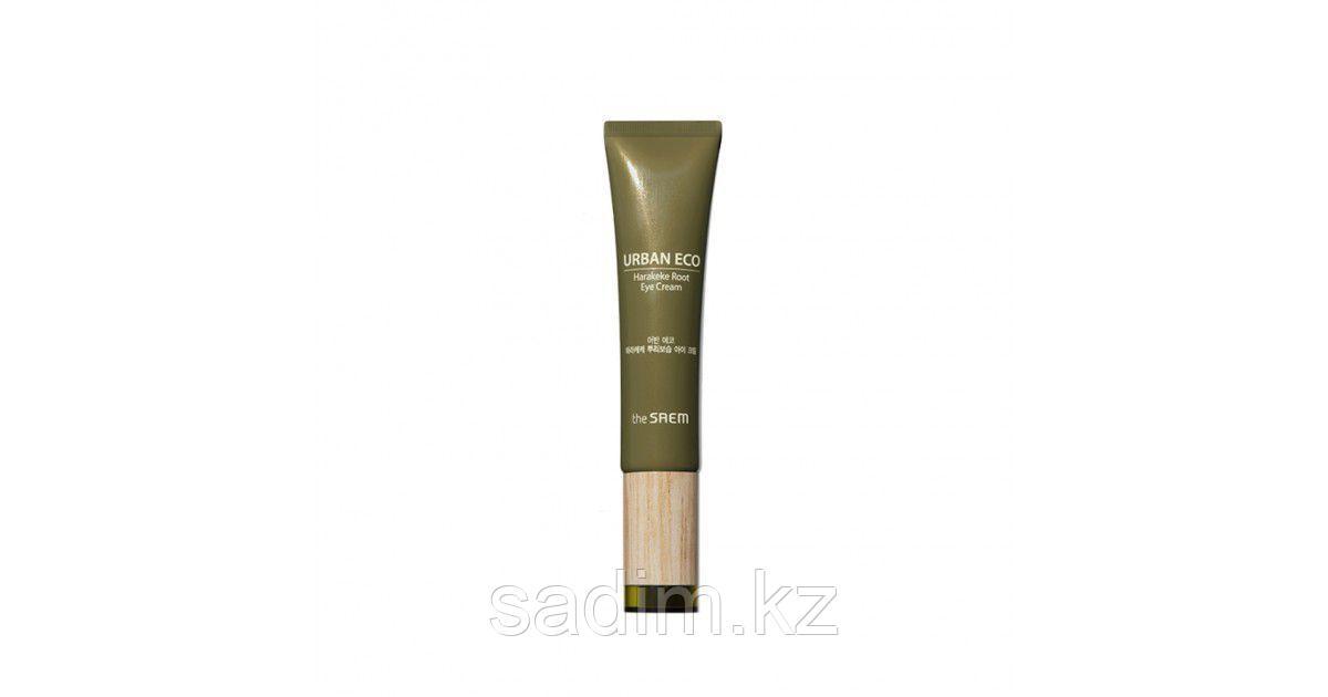 The Saem Urban eco harakeke root eye cream 30ml - Увлажняющий крем для кожи век