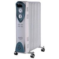 Масляный радиатор Oasis UT-25, 2,5кВт, фото 1