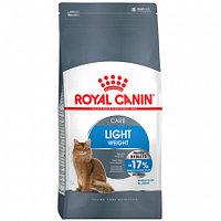 ROYAL CANIN Light Weight Care, Роял Канин облегченный корм для кошек с избыточным весом, уп.8кг.