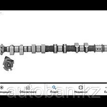 Распредвал выпускной Chevrolet Lanos/Aveo/ Cruze/Orlando v1.4-1.8
