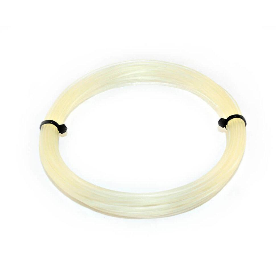 Пластик для 3D принтеров PLA, SunLu, прозрачный 1м