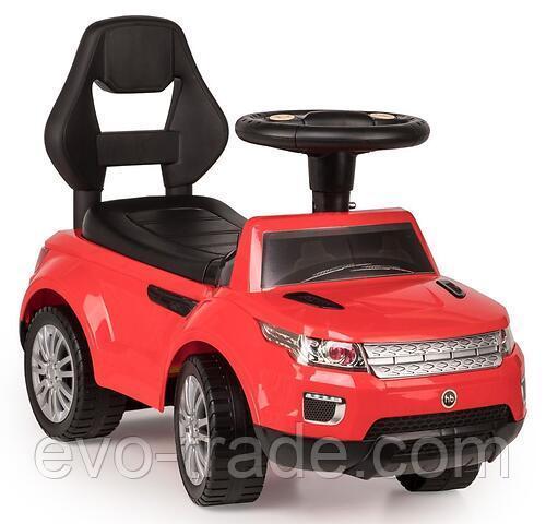 Машинка-каталка Happy Baby Jeeppy Red