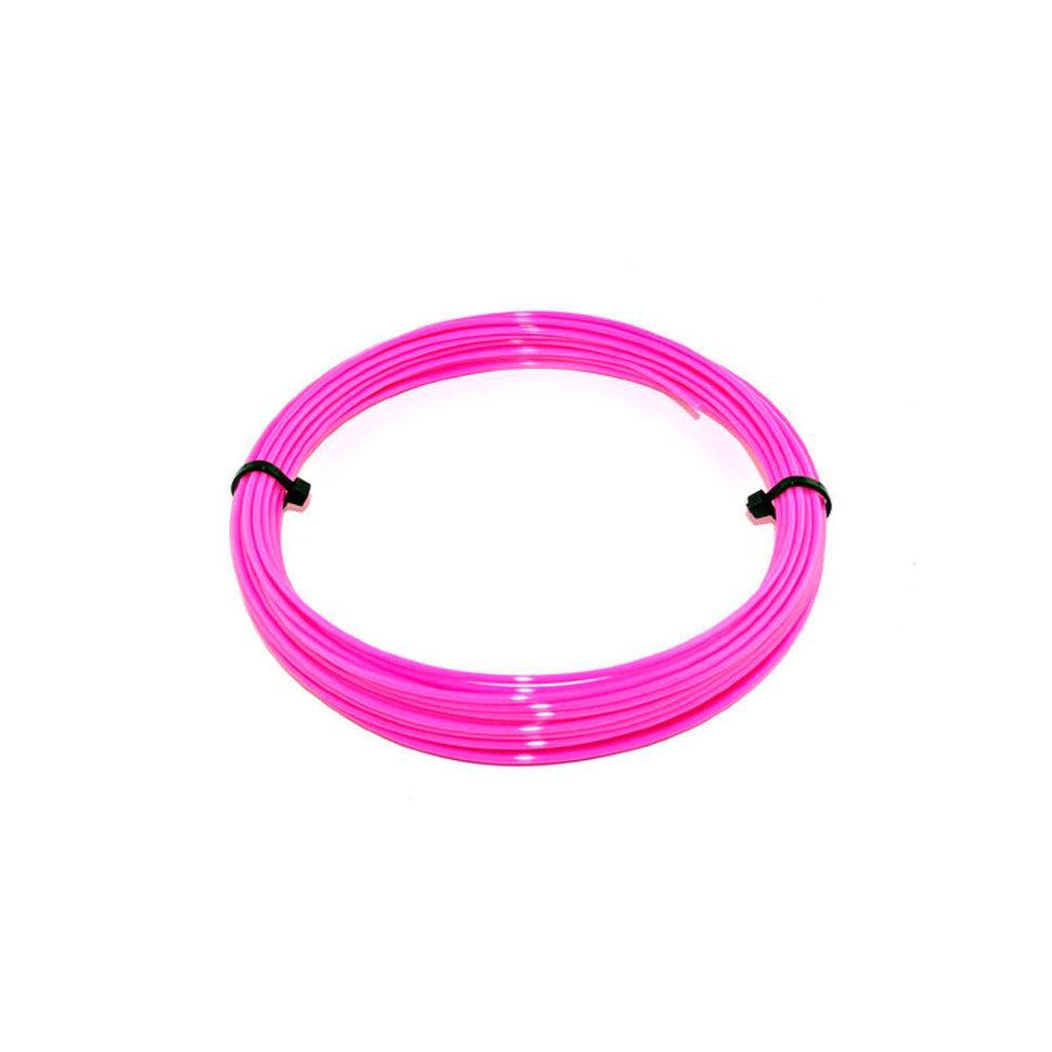 Пластик для 3D принтеров PLA, SunLu, розовый 1 метр