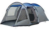 Палатка HIGH PEAK ALGHERO 4, цвет серый/синий