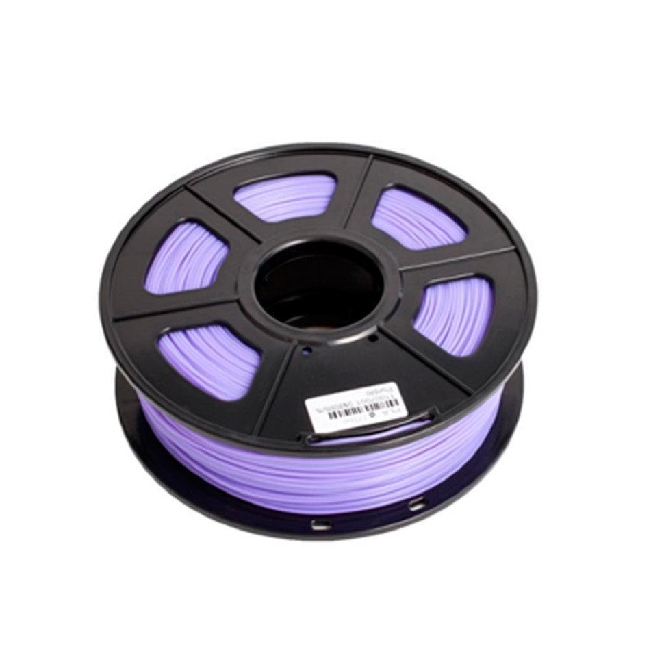 Пластик для 3D принтеров PLA, SunLu, пурпурный