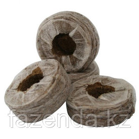 Торфяные таблетка Jiffy-7С, 30мм