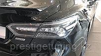Задние фонари на Camry 70 2018- по н.в  В комплектации S-edition