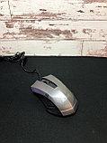 Проводная мышь LAN T-18  Purple, фото 2