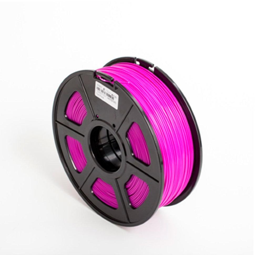 Пластик для 3D принтеров PLA, SunLu, фуксия