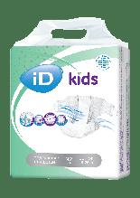 Детские подгузники ID KIDS Junior 34 шт