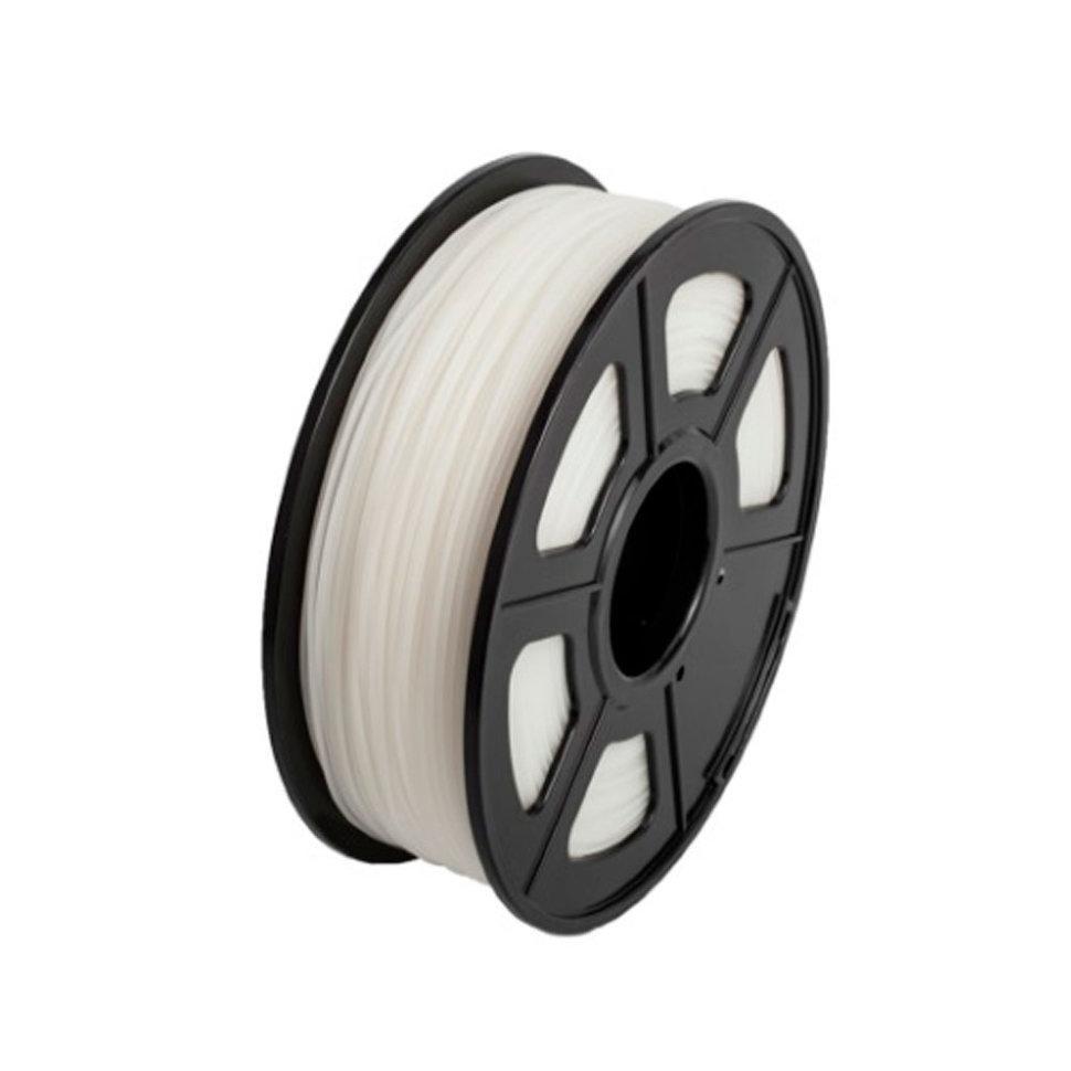 Пластик для 3D принтеров PLA+, SunLu, белый