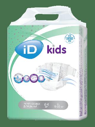 Детские подгузники ID KIDS   XL 30  шт, фото 2