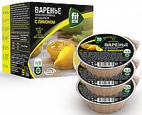 """Варенье из кабачков """"Лимон"""" multi-pack*3 300 гр"""