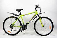 Велосипед Torrent City Cruiser Внедорожный Зеленый/Фиолетовый