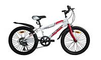 Велосипед Torrent Totem подростковый  матовый серый