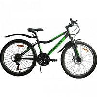 Велосипед Torrent Totem Подростковый Матовый зеленый