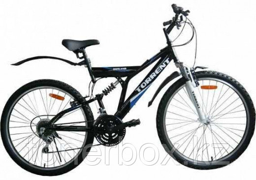 Велосипед Внедорожный Torrent Magic черный