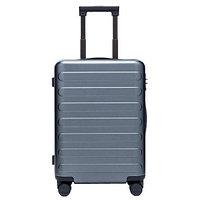 """Чемодан Xiaomi 90FUN Business Travel Luggage 28"""" Quiet Grey"""