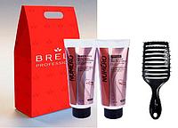 Набор шампунь и маска для придания волосам бриллиантового блеска