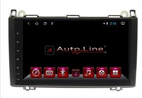 Автомагнитола AutoLine Mercedes-Benz Sprinter 2008-2015 ПРОЦЕССОР 8 ЯДЕР (OCTA CORE)