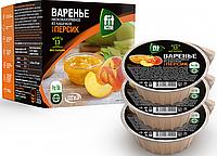 """Варенье из кабачков """"Персик"""" multi-pack*3 300 гр"""