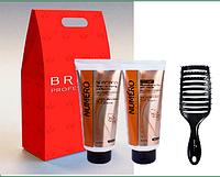Набор шампунь и маска с экстрактом овса для восстановления структуры волос