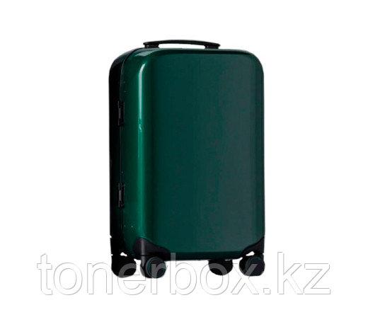 Чемодан Xiaomi 90FUN Aluminum Smart Unlock Suitcase 20'' Black Green