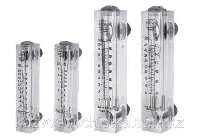 Ротаметр нерегулируемый (показатель потока пермеата) LZM25 1,5-15 GPM