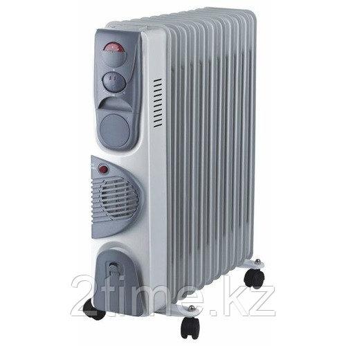 Масляный радиатор Oasis BB-25Т, 2,5кВт, 11-секций, Встроенный вентилятор
