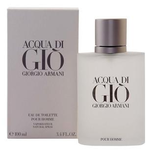 Giorgio Armani Acqua di Gio pour homme - фото 3