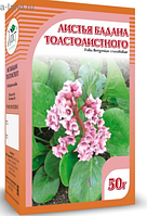 Бадана лист толстолистного 50 гр